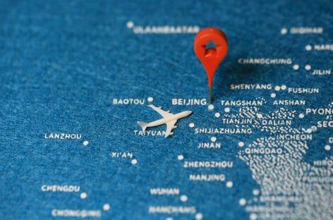 Blocco delle rotte Italia-Cina: la mappa dei voli cancellati