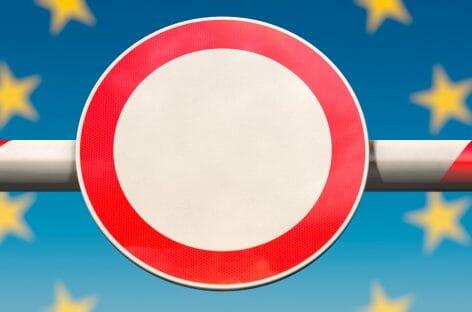 L'Austria fa slittare l'apertura delle frontiere con l'Italia