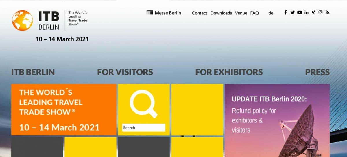 La virata virtuale di Itb Berlin