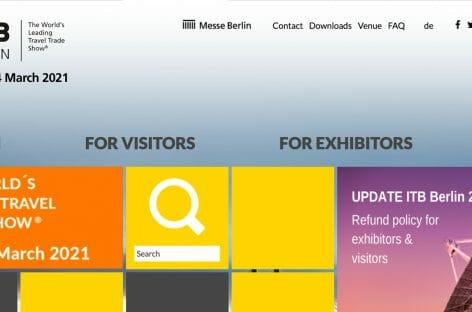 Itb Berlin sarà virtuale: appuntamento a marzo 2021