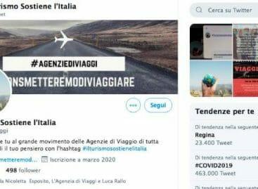 Tempesta Twitter delle agenzie di viaggi contro il governo