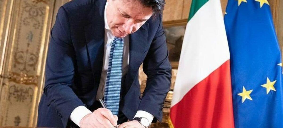 Pubblicato il nuovo dpcm: Italia divisa in zone