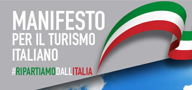 Manifesto turismo