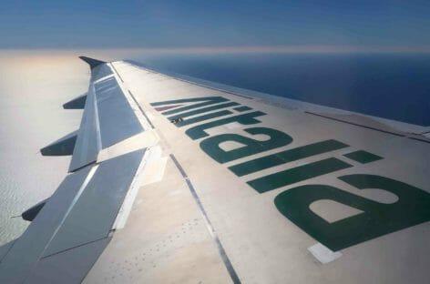 Brand Alitalia, gara al via: si parte da 290 milioni di euro