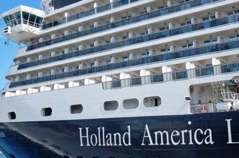 Ripartenza rinviata per Holland, Seabourn e Princess