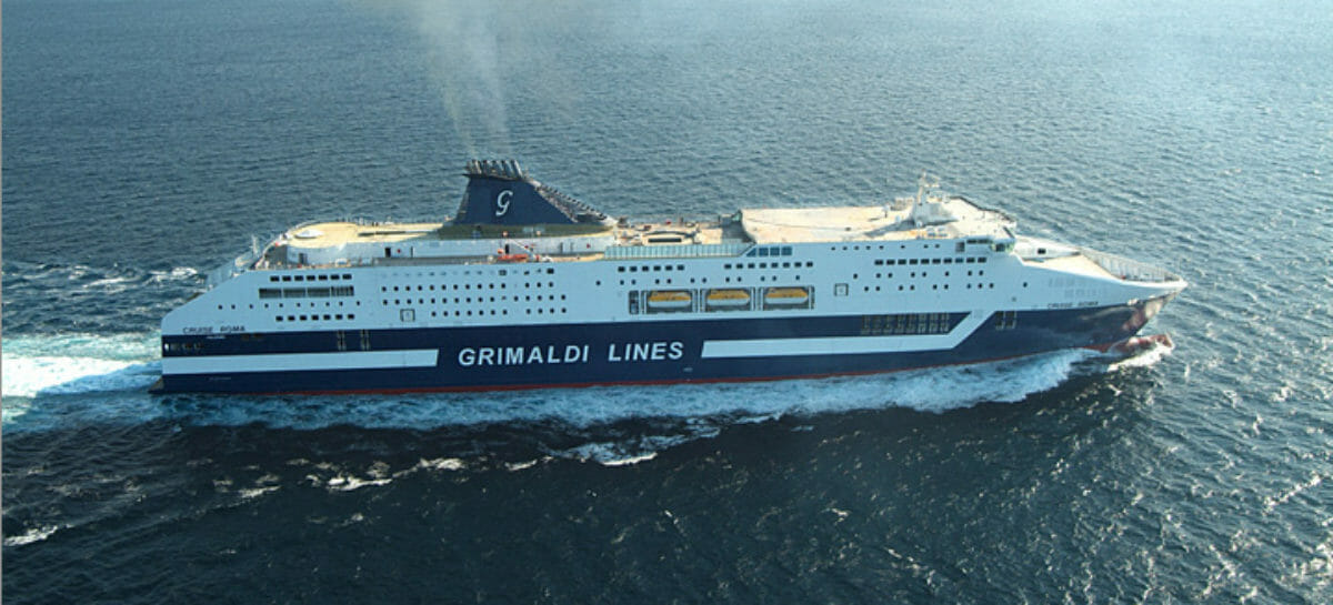 Grimaldi compra navi, terminal e linee da Armas Trasmediterránea