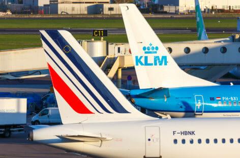 Air France-Klm estende fino a marzo 2022 la flessibilità dei biglietti