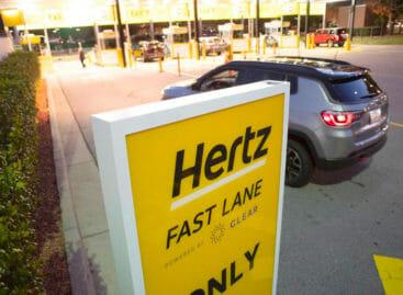 """Il chiarimento di Hertz: """"In Italia siamo operativi"""""""
