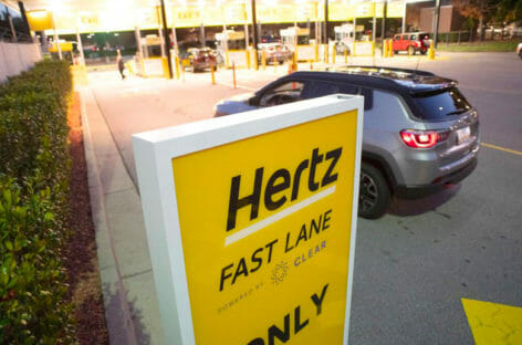 Hertz Usa esce dall'amministrazione controllata: debiti ridotti dell'80%