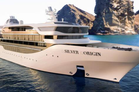 Silversea, in arrivo la nuova nave Silver Origin