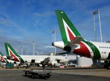 Alitalia dal 1°luglio torna a volare in Albania