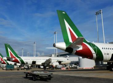 Nuova Alitalia, due società per handling e manutenzione