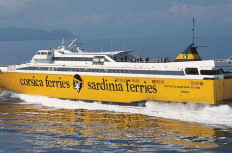 Corsica Sardinia Ferries, torna la rotta Piombino-Portoferraio