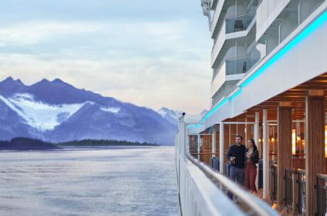 Ncl torna ad agosto in Alaska
