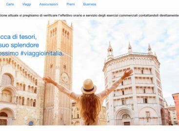 Viaggio in Italia, il salto di American Express nel travel online