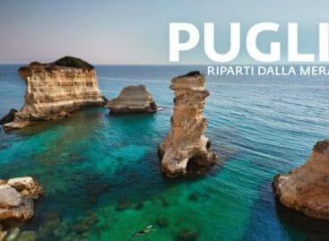 La Puglia inaugura la campagna Riparti dalla Meraviglia