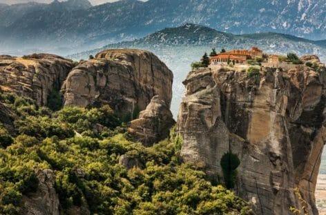 I Viaggi di Maurizio Levi, itinerari inediti nella Grecia Continentale