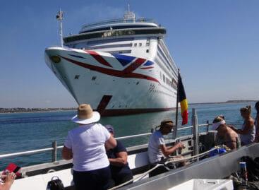 Tour delle navi fantasma, proposta anti crisi per le crociere Uk