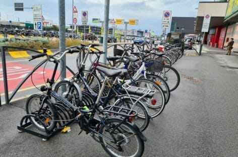 Milano Bergamo sarà il primo aeroporto bike friendly d'Italia
