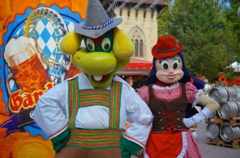 Gardaland ripropone l'Oktoberfestdal 19 settembre al 4 ottobre