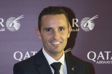 Qatar Airways, Hoffmann: «Più voli sull'Italia in inverno»
