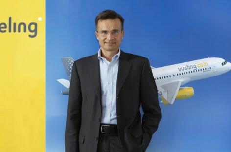 Un italiano alla guida di Vueling: Marco Sansavini è il nuovo ceo