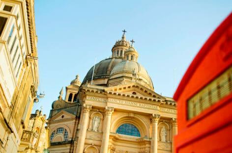 Malta lancia i corsi d'inglese online per professionisti