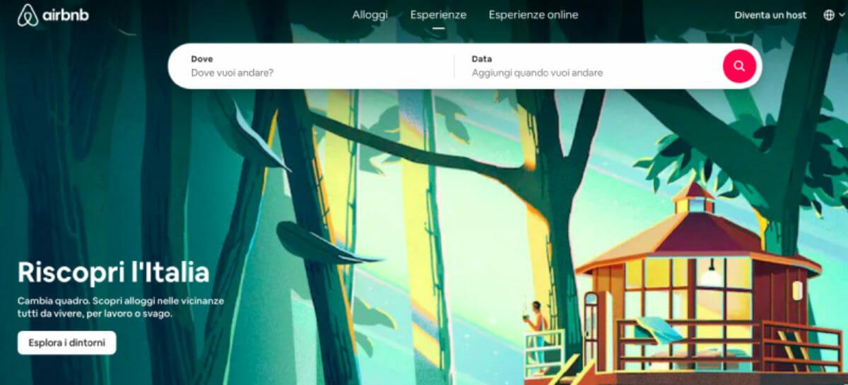 La strategia Airbnb: focus su long stay e nomadi digitali
