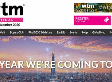 Wtm Virtual 2020 al via: cosa c'è in agenda