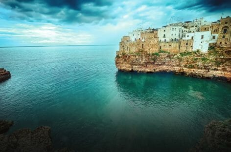 La partita invernale del mare Italia