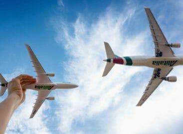 La nuova Alitalia partirà ad aprile con 70 aeromobili