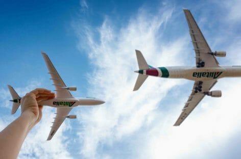 Alitalia, appello di Leogrande:<br> «Fare presto con la newco»