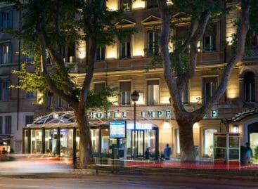 Omnia, il 12 ottobre riapre l'Hotel Imperiale di Roma