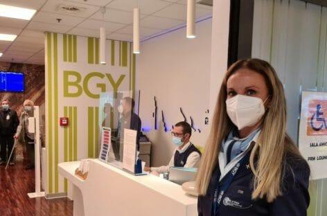 L'aeroporto di Milano Bergamo inaugura la Sala Amica