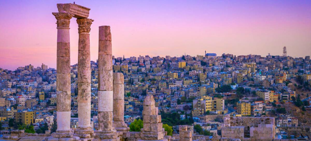 Giordania, Best in Travel 2021 premia Amman nella categoria Diversità