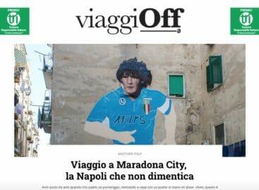 Da Maradona alle stelle Michelin: le notizie di ViaggiOff