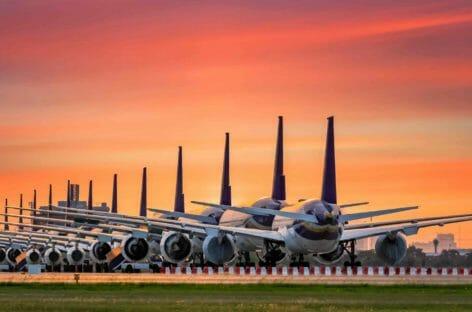 Trasporto aereo, il rimbalzo che verrà: le previsioni Eurocontrol