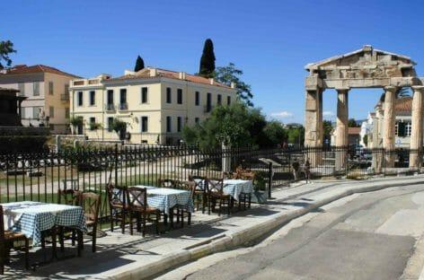 La Grecia dichiara il lockdown fino al 30 novembre