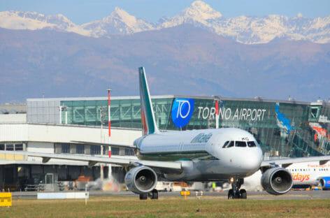 Torino Airport, agosto da record: +41,5 rispetto a due anni fa