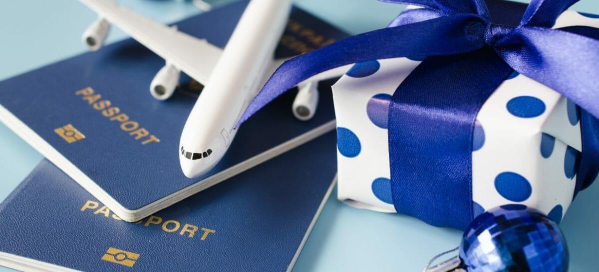 L'ultima chance dell'anno: <br>travel gift per fare cassa