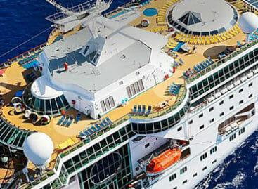 Royal Caribbean vende Empress e Majesty of the Seas
