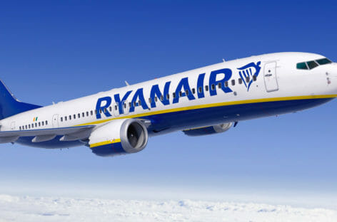 Ryanair lancia altre due rotte da Roma per le isole greche