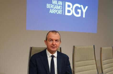 L'aeroporto di Bergamo rilancia gli investimenti: un hotel entro il 2022