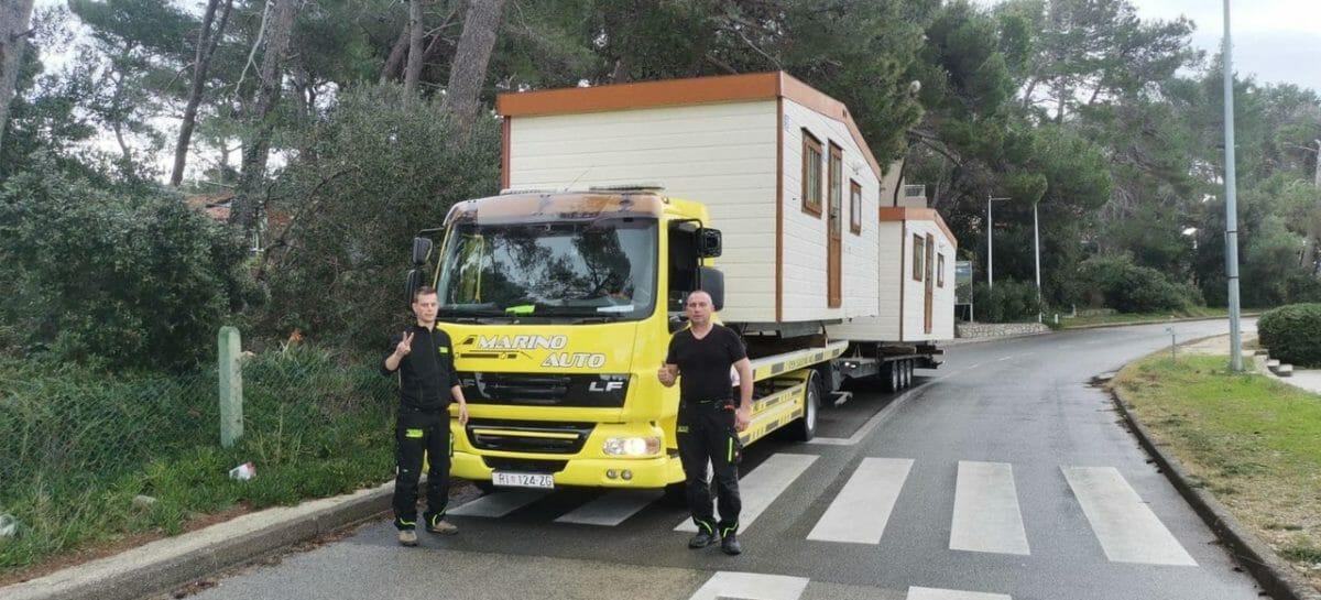 Croazia, Baia Holiday dona le mobile homes per le zone colpite dal sisma