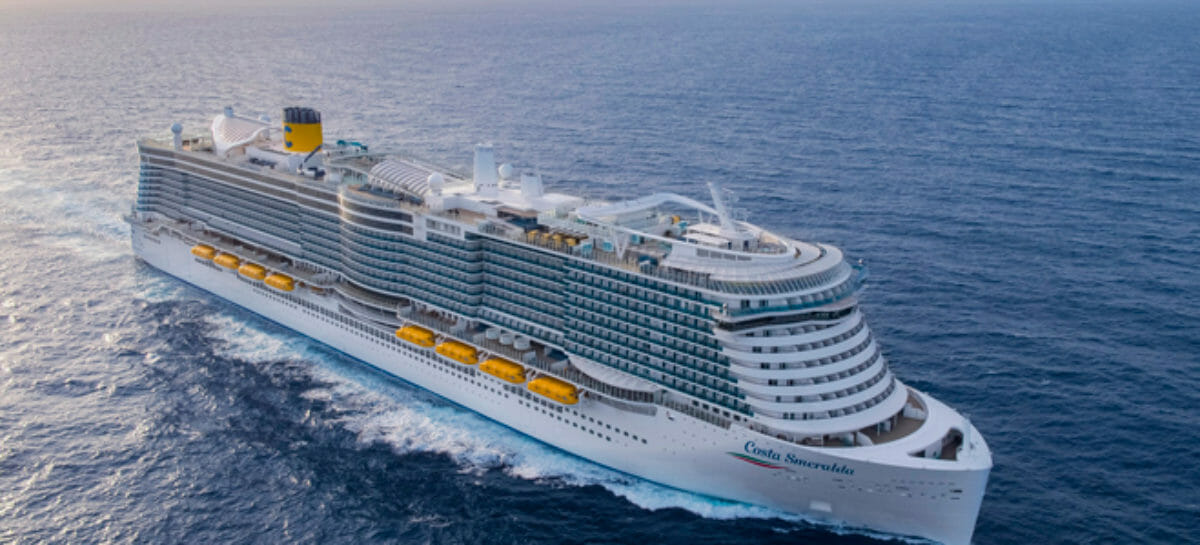 Costa torna a navigare: al via la stagione 2021