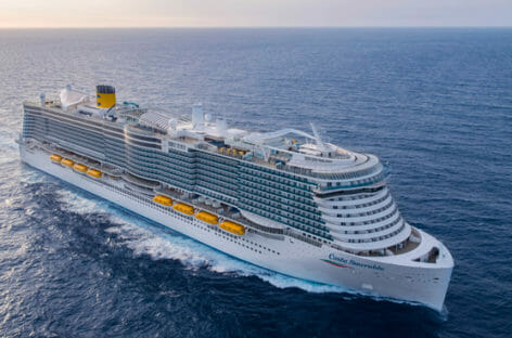 Costa Crociere punta sul booking flessibile per l'estate