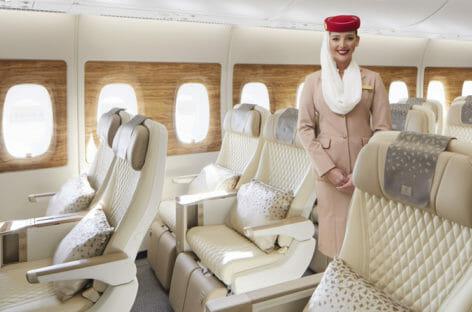 Lavoro, Emirates annuncia un maxi recruiting da 3.500 posti