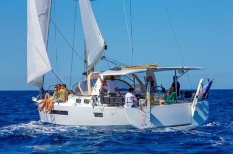 Accordo Kiriacoulis-Geo, il charter nautico si consolida in agenzia