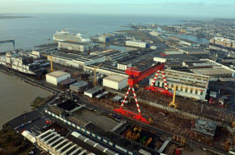 Fincantieri, salta l'acquisizione di Chantiers de l'Atlantique