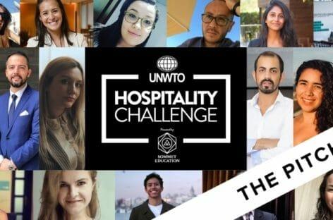 Unwto, al via la fase finale dell'Hospitality Challenge Pitch